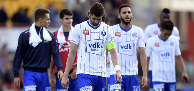 Foto: BREAKING La Gantoise a besoin d'argent et vend ce joueur à Nantes