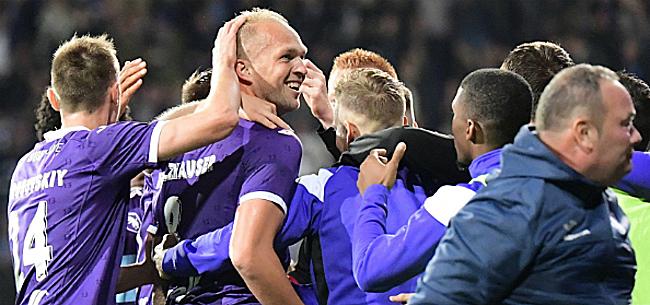 Foto: Le Beerschot laisse échapper deux points en toute fin de match