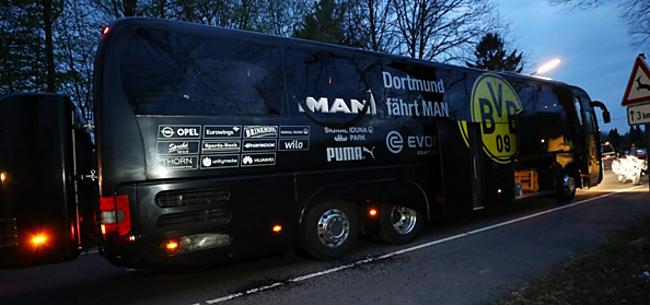 Foto: HALLUCINANT On sait qui et pourquoi le car de Dortmund a été attaqué