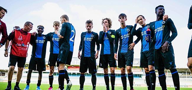 Foto: Les U23 de Bruges ont trouvé un stade pour évoluer en D1B