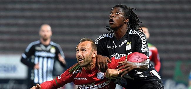 Foto: Un club voulait sortir Buffel de sa retraite : « Je ne peux plus jouer au foot »