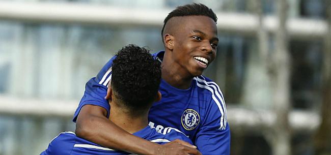 Foto: Le frère de Charly Musonda, Tika, signe un contrat pro avec Chelsea