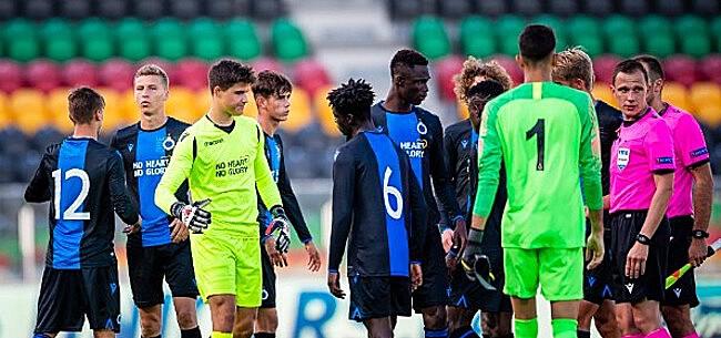Foto: D1B - Pourquoi Bruges et pas le Standard, Genk ou Anderlecht?