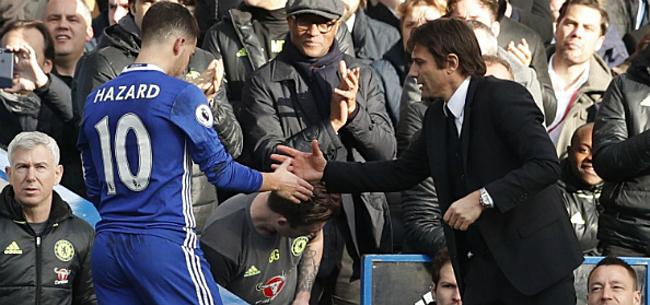 Foto: Conte veut six joueurs dont deux Diables rouges!