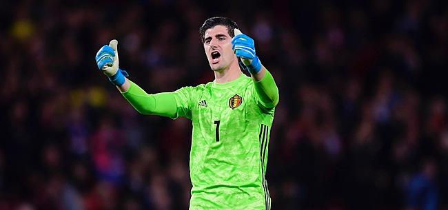 Foto: TRANSFERTS: Anderlecht veut recruter un attaquant, Courtois dans le doute