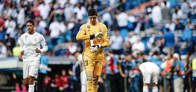 Foto: Courtois a refusé une offre d'un top club européen pour aller à Madrid