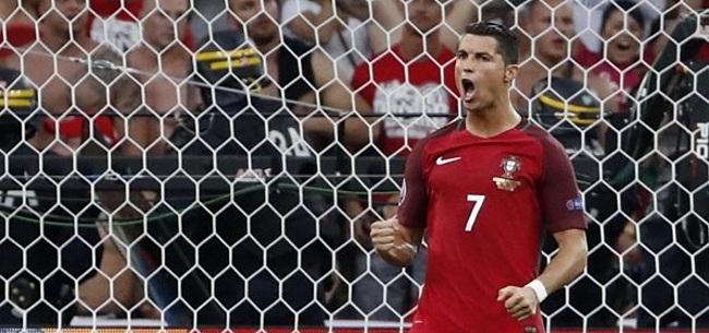 Foto: Le caviar de Ronaldo n'a pas suffi (+ vidéo)
