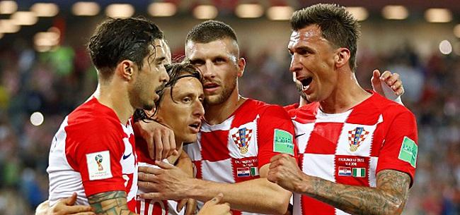Foto: Ivan Perisic forfait pour la finale? Gros coup dur pour la Croatie !