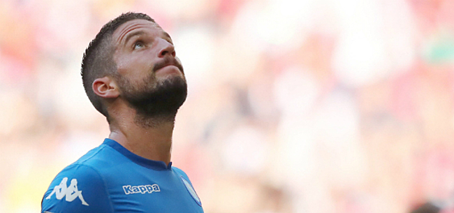 Foto: Dries Mertens rempile