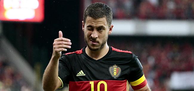 Foto: Entre Hazard et Neymar, ce joueur choisit le Belge
