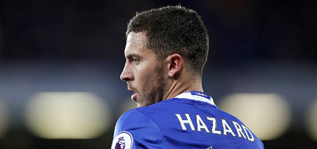 Foto: Eden Hazard double la mise pour Chelsea face à la Roma (VIDEO)