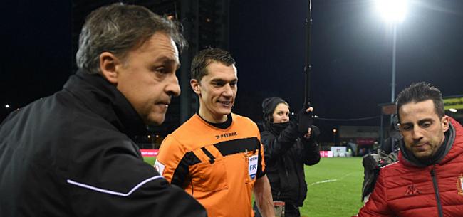 Foto: Anderlecht intervient: Ferrera débarque à Neerpede