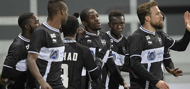 Foto: Qualification historique en Coupe de Belgique
