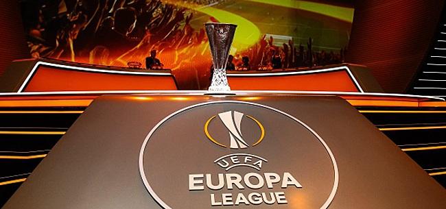 Foto: Les 1/8es de finale de l'Europa League sont connus: un choc au programme