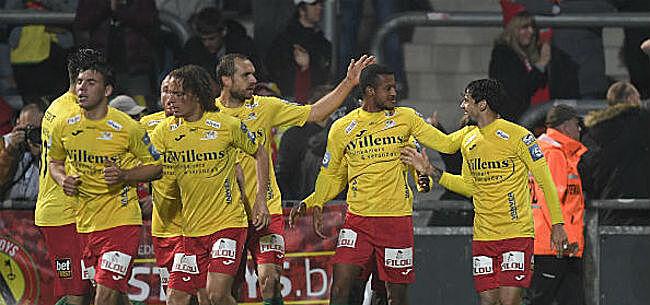 Foto: Victoire au bout du suspense pour Ostende, Saint-Trond sous pression