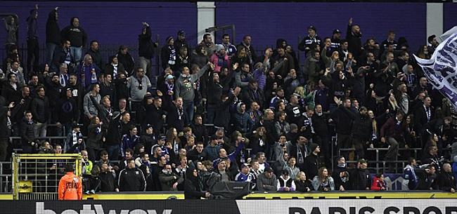Foto: Fan Day: Anderlecht change son programme