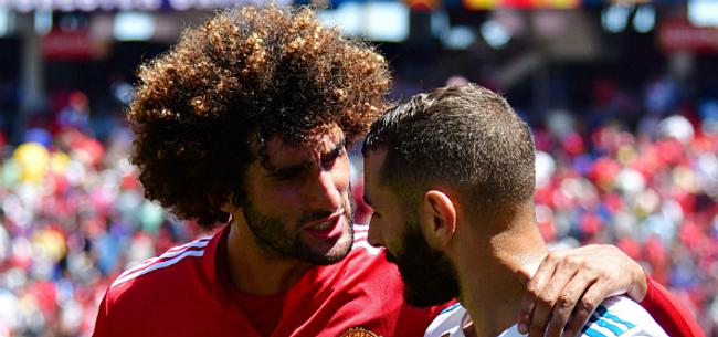 Foto: Domenech donne un conseil à Benzema s'il veut aller à la Coupe du Monde