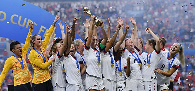 Foto: La Belgique n'organisera pas la Coupe du Monde féminine 2023
