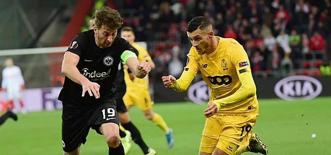 Foto: Un joueur de Francfort provoque une bagarre générale contre Fribourg (vidéo)