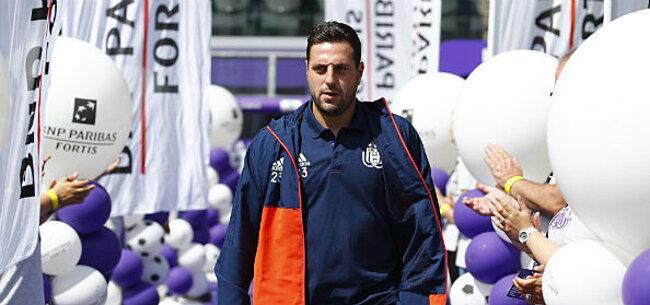 Foto: Anderlecht à la recherche d'un nouveau gardien de but