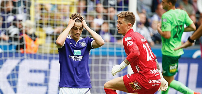 Foto: Verschueren a du boulot : 10 joueurs doivent quitter Anderlecht !