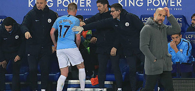 Foto: La réaction pleine de fair-play de Guardiola