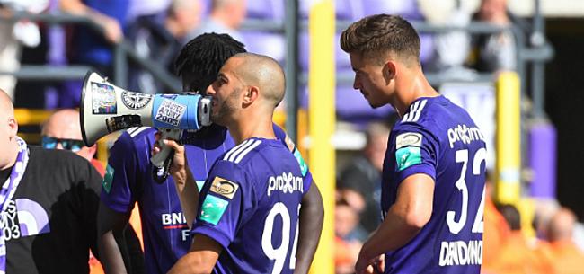 Foto: Le manager de Dendoncker propose un coach saisissant à Anderlecht