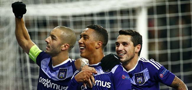 Foto: Le Standard en a ras le bol et Anderlecht sourit en cachette