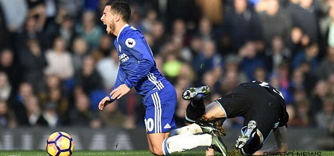 Foto: Pas de record pour Courtois et Hazard