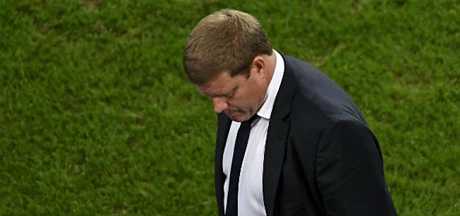 Foto: Anderlecht-Genk : Teodorczyck risque la suspension !