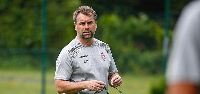 Foto: Le beau compliment du coach de Mouscron qui fera plaisir au Standard