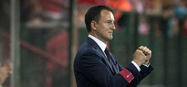 Foto: Mercato du Standard: Jankovic a fait jouer ses relations