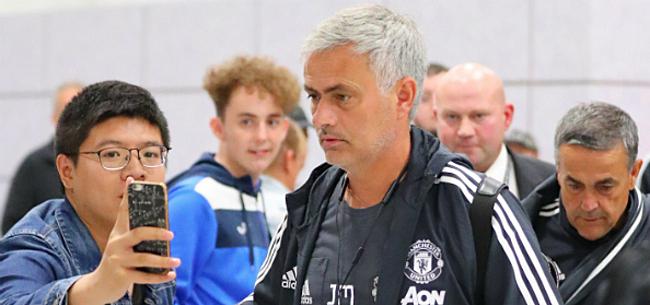 Foto: Voici la décision de la fédération anglaise après l'exclusion de Mourinho à Southampton