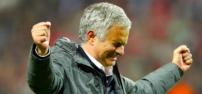 Foto: Le beau compliment de Mourinho au sujet de Lukaku après son premier match!