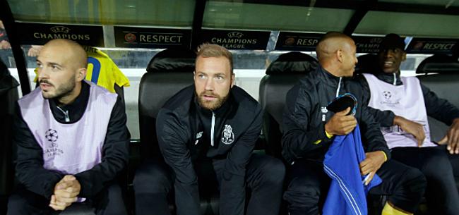 Foto: Le Real Madrid va donner un coup de main à Laurent Depoitre
