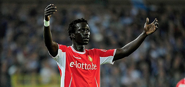 Foto: Un top club belge voulait dribbler le Standard pour Leye