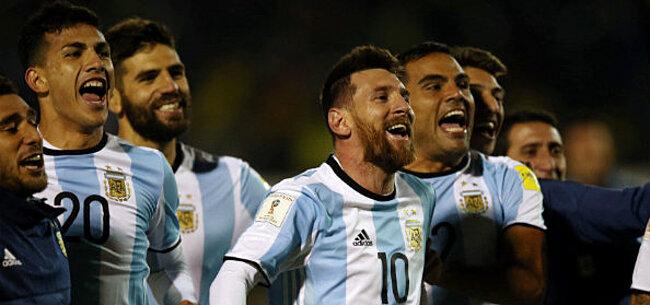 Foto: La célébration de Messi qui rend fous les fans de l'Argentine [VIDEO]