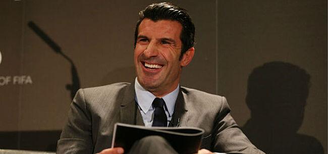 Foto: Luis Figo nouveau conseiller et ambassadeur de l'UEFA