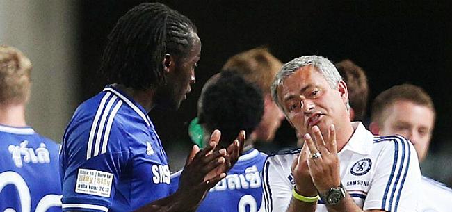Foto: Et Mourinho, il en a pensé quoi du premier match de Lukaku à ManU?