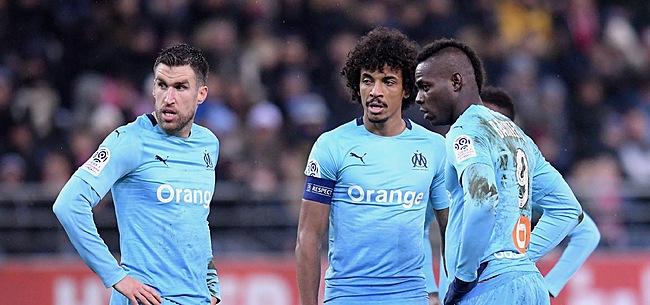 Foto: L'Olympique de Marseille humilié en match amical