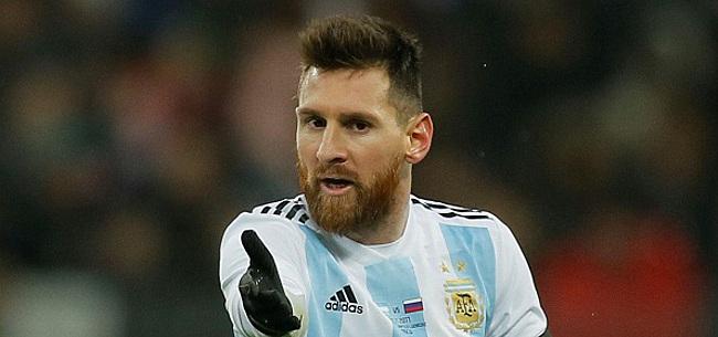 Foto: Lionel Messi donne ses quatre favoris pour le Mondial