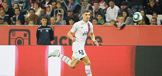 Foto: Un concurrent de plus pour Thomas Meunier au PSG ?