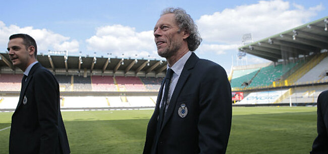 Foto: Michel Preud'homme a refusé une offre de ce grand club
