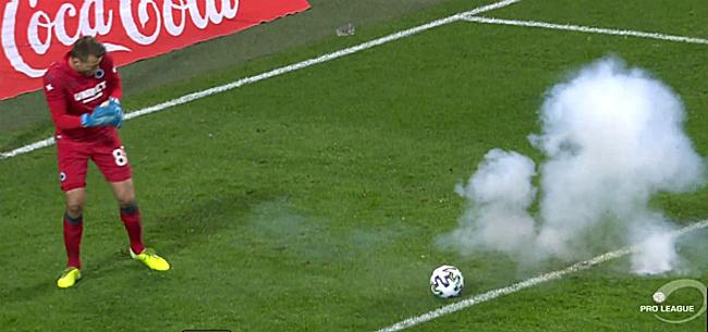 Foto: Anderlecht ne compensera pas les supporters innocents contre Zulte