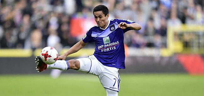 Foto: Andy Najar parle de son futur... Anderlecht, Bruges ou l'étranger?