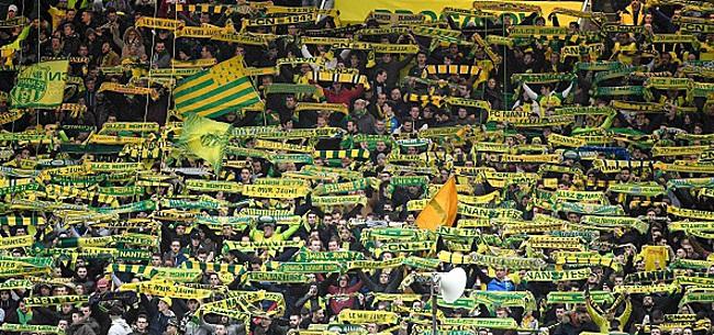 Foto: Les supporters de Nantes attaquent Mogi Bayat: