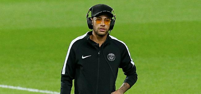 Foto: Le coup de gueule de Neymar: