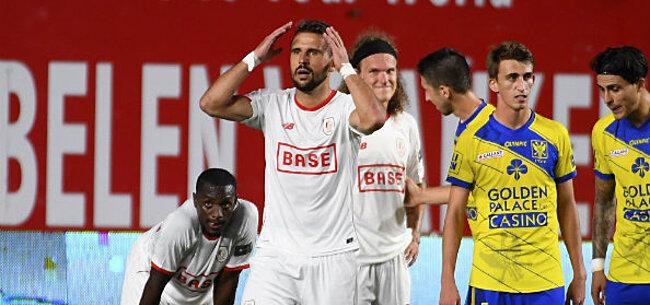 Foto: Le Standard n'accepte pas les trois matches de suspension infligés à Sa