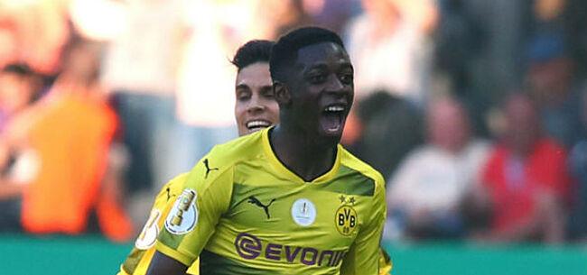 Foto: Très lourde sanction de Dortmund à l'encontre de Dembélé