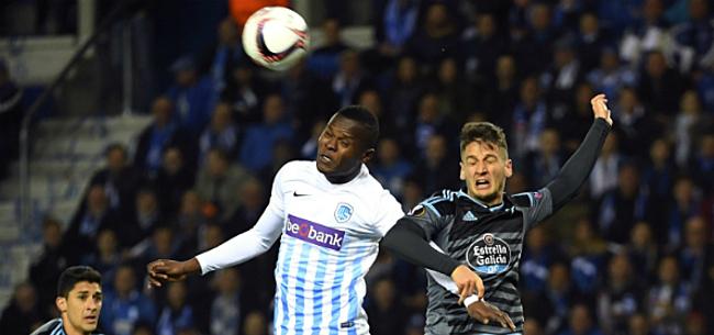 Foto: Genk quitte aussi l'Europa League avec les honneurs